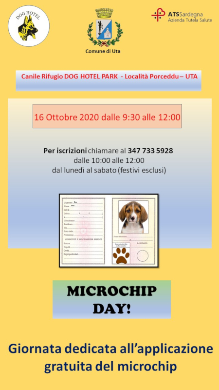 Microchip Day Uta